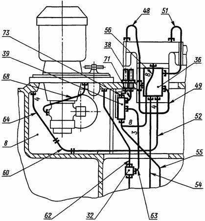 ГОСТ 2.411-72 Правила выполнения чертежей труб, трубопроводов и трубопроводных систем.