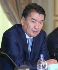 Председатель Сената Парламента Республики Казахстан Кайрат Мами