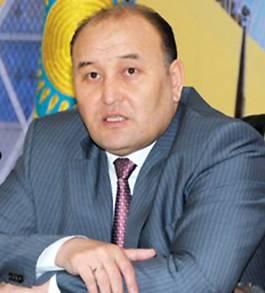 Сулейменов Серик Ирмашевич (персональная справка)