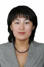 Абельдинова Алия Сапабековна