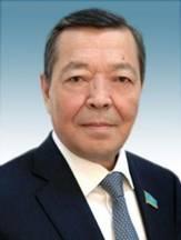 Карибжанов Жаныбек Салимович (персональная справка)