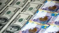 Курс валют тенге