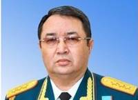Генерал Сакен Жасузаков