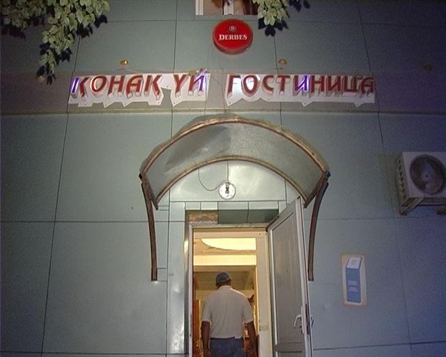 Фото пресс-службы ДВД города Алматы. Секс-притон под вывеской.