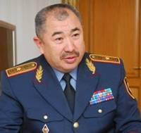 Назначен новый заместитель главы МВД Республики Казахстан