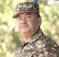 Н. Джуламанов назначен директором пограничной службы Казахстана. Фото газета Мегаполис