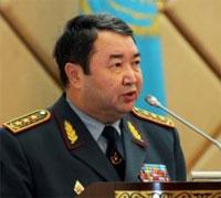 Сакен Жасузаков назначен начальником Генштаба ВС РК