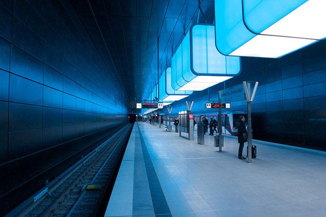 Самые красивые станции московского метро с описанием