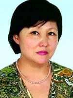 Бухбанова Кайнжамал Сапаровна