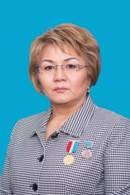 Жусупова Зауре Гинаятовна