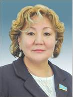Аманжолова Зауреш Джуманалиевна