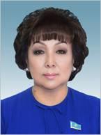 Балиева Загипа Яхяновна (персональная справка)