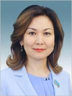 Жаилганова Анар Нуралыкызы