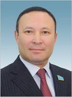 Кусаинов Серик Досымханович (персональная справка)