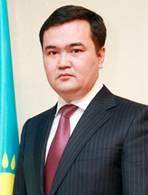 Касымбек Женис Махмудулы (персональная справка)