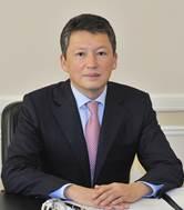 Кулибаев Тимур Аскарович (персональная справка)
