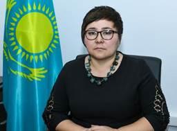 Акжигитова Индира Сансызбаевна (персональная справка)