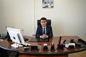 Кенжебеков Айдулат Жанатович (персональная справка)